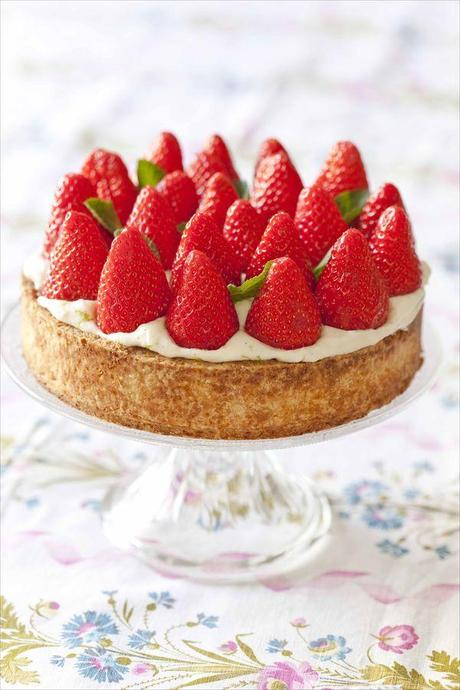 Tarte aux fraises PL1