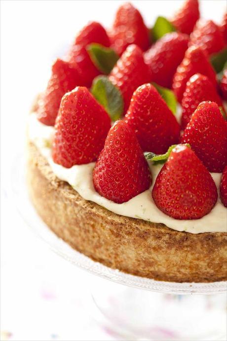 Tarte aux fraises PM1