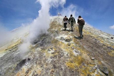 Etna - Sicile ( volcan en Italie )