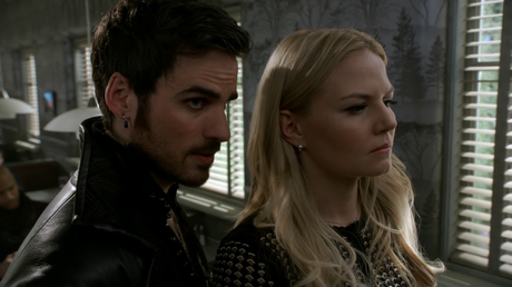 Les critiques // Once Upon a Time : Saison 3. Episode 16. It's Not Easy Being Green.