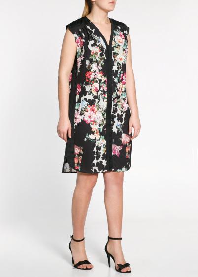 Mango robe imprimée fleurs 59,99 €