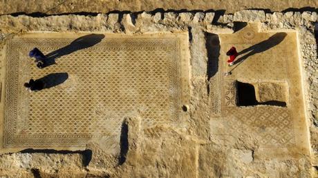 Découverte exceptionnelle dans le Negev: un monastère de la période Byzantine