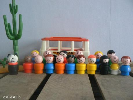 fisher price-little people