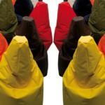DESIGN : Le pouf Sacco, l'objet culte