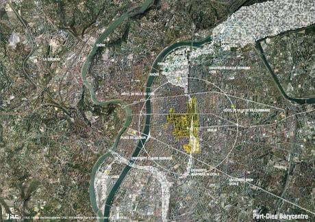 Lyon City Design l'appel à projets 2015