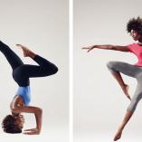 Etam lance une collection sport du nom de Be+