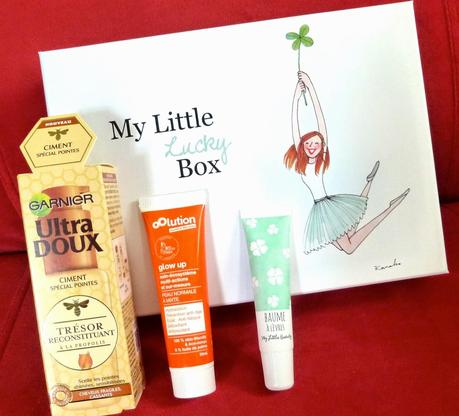 My Little LUCKY Box - Avril