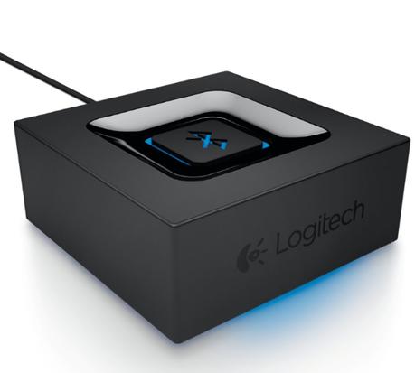 Logitech lance un adaptateur Bluetooth pour tous les systèmes audio
