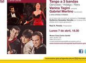 Festival chanteurs soir Museo Casa Carlos Gardel l'affiche]