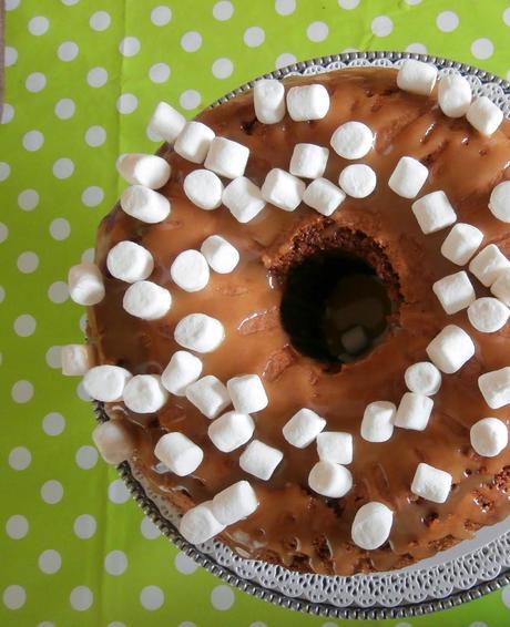 Gâteau Québecois Aux Pommes