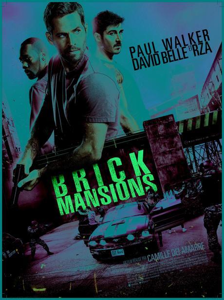 Affiche principale [CINÉMA] Nouveau trailer de Brick Mansions