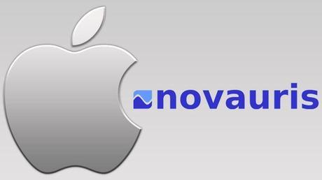 Apple novauris