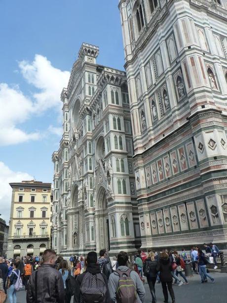 La cathédrale Santa Maria del Fiore, Florence