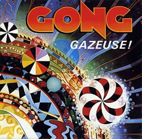 Gong #7-Gazeuse-1976