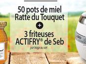Gagnez friteuses Actifry pots miel Ratte Touquet