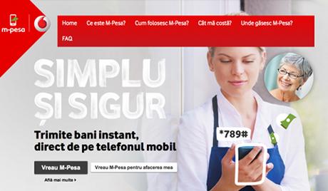 M-Pesa Roumanie
