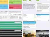Flat Template d'administration Bootstrap