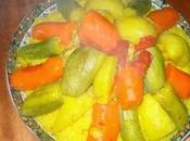 Idee recette Couscous marocain idee repas soir couscous poulet legumes