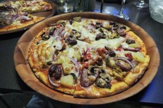 Pizza sans gluten - Surfer Paradise