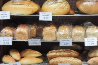 Pain sans gluten - Prague Bakery, Kingsley, Perth