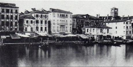 La pescheria en 1884