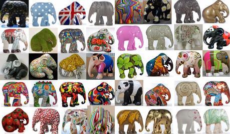Chiang- Mai : Peindre son éléphant [HD]