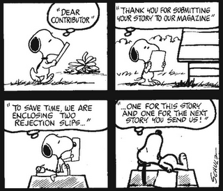 snoopy rejection