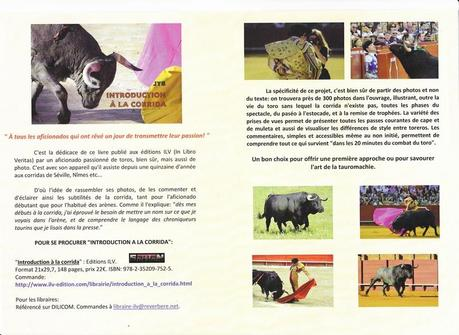 introduction corrida 2