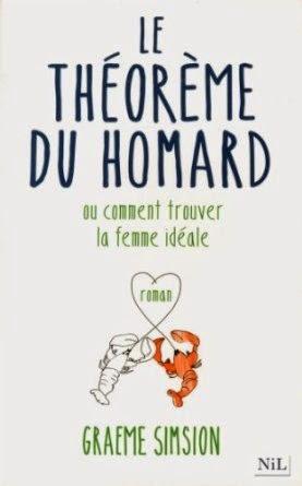 Le Théorème du homard, Graeme Simsion