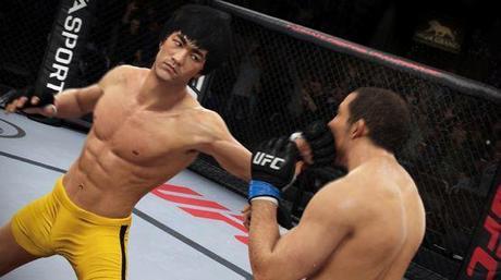 Bruce Lee dans UFC. EA Sports fait revivre la légende