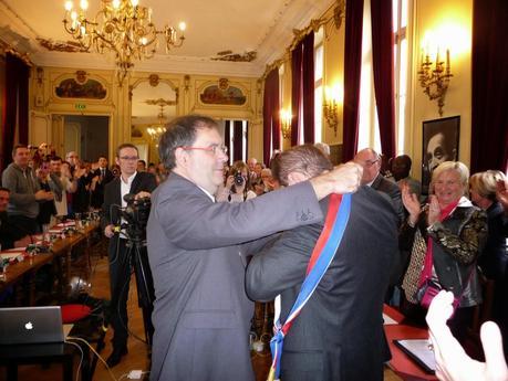 François-Xavier Priollaud, candidat à la présidence de Seine-Eure, remettrait-il en cause les accords passés avec la CREA de Rouen ?