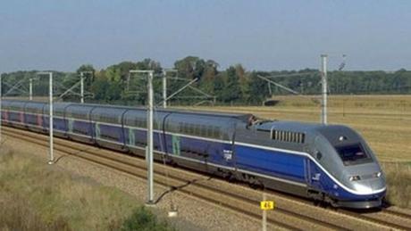 Lancement des études préliminaires pour la mise en place d'un TGV (ANESRIF)