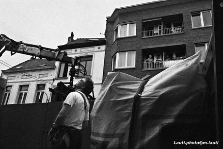 Du bruit, sous mon balcon - Bruxelles