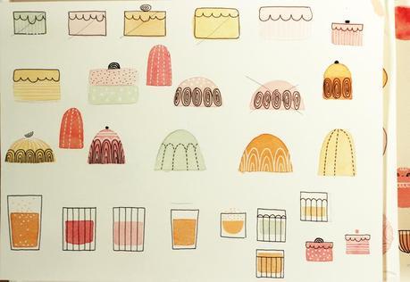 Lilla Rogers Make Art That Sells Bootcamp - Mois 2