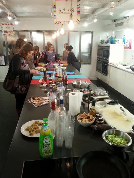 Showroom Wonderfood d'Esprit des Sens