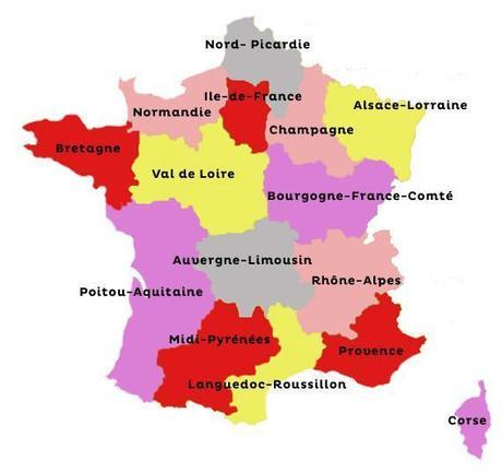Valls veut diviser par deux les régions, et il a raison !