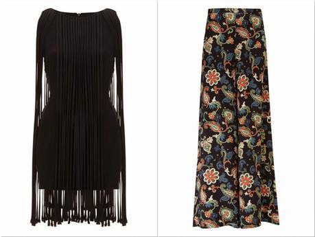 Ma sélection pour la collection Kate Moss pour TopShop...