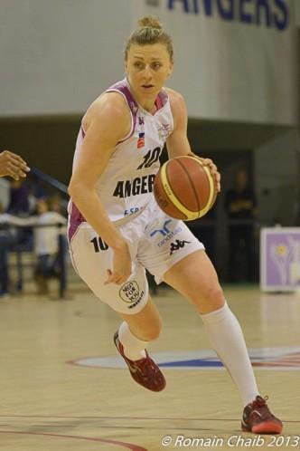 Lizanne MURPHY (Angers) vs. Mondeville Romain CHAIB