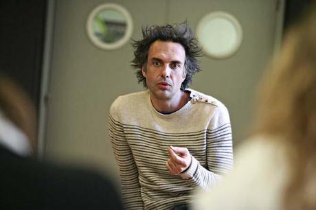 Interview exclusive du comédien Nicolas Bouchaud, rôle principal de La belle vie!
