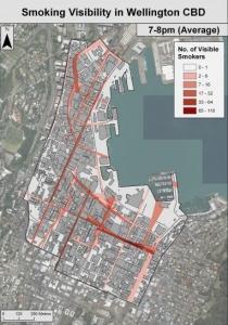 TABAC: Première cartographie du tabagisme urbain! – BMC Public Health