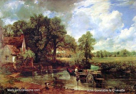 Les peintres paysagistes anglais voir for Les paysagistes