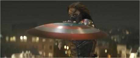 Captain America, le soldat de l'hiver : Photo Sebastian Stan