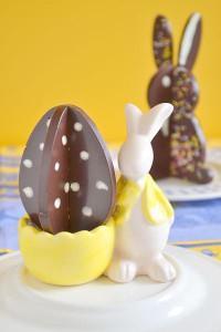 L'atelier du chocolat de Pâques