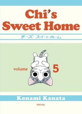 Chi, une vie de chat T.5 - Konami Kanata