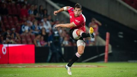 Marnitz Boshoff Golden Lions Super Rugby
