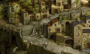 Bravely Default - La ville principale