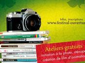 Appel bénévoles Festival Ouverture