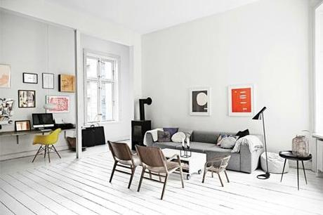 un int rieur minimaliste et personnel paperblog. Black Bedroom Furniture Sets. Home Design Ideas