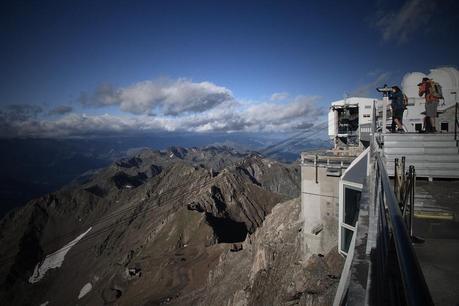L'Observatoire du Pic de Midi de Bigorre