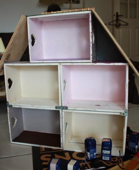 DIY Une maison en bois pour les Sylvanians (facile)  Paperblog